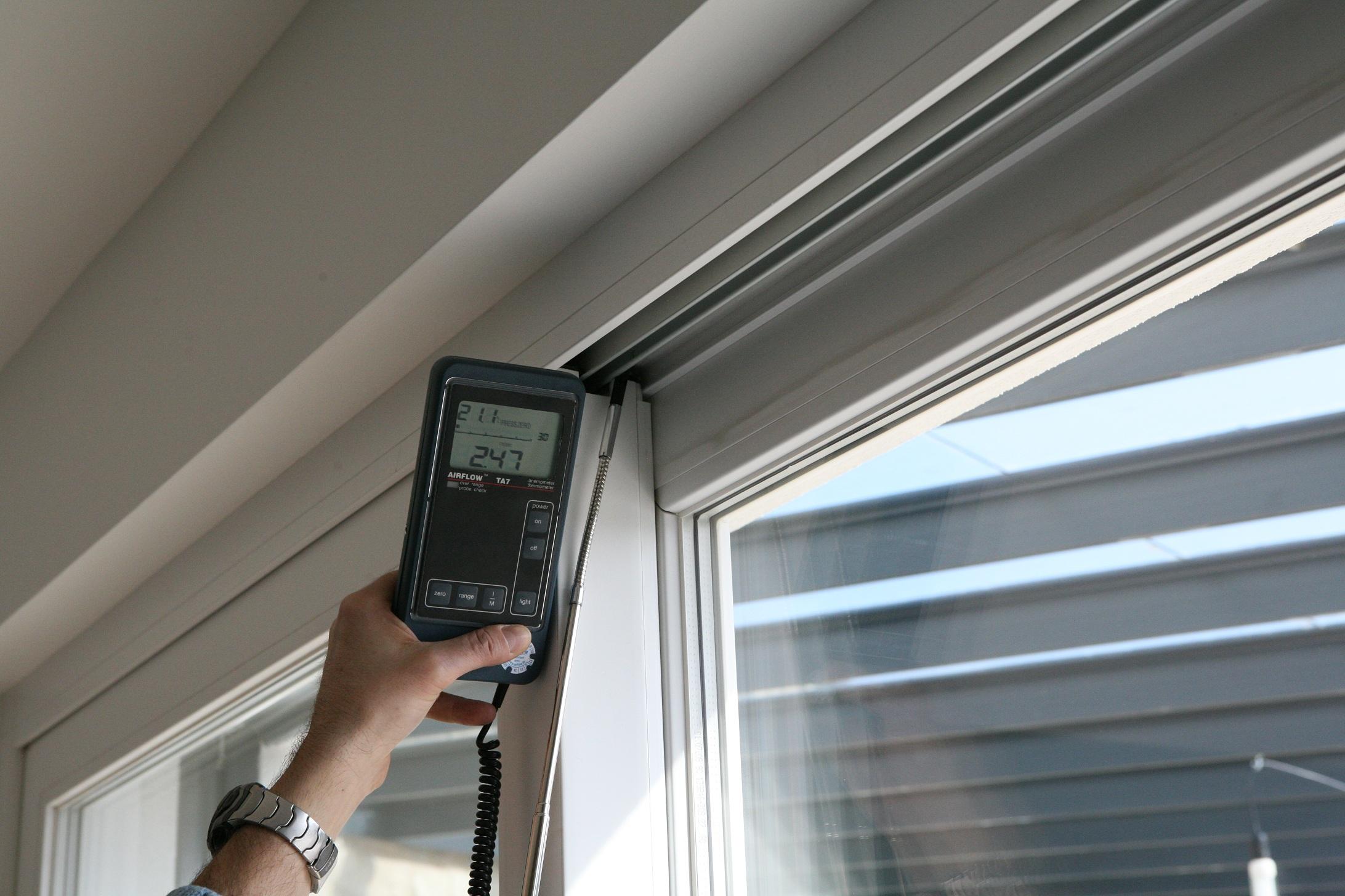 Residenza pontarolo la migliore energia quella risparmiata serramenti design - Isolare le finestre ...