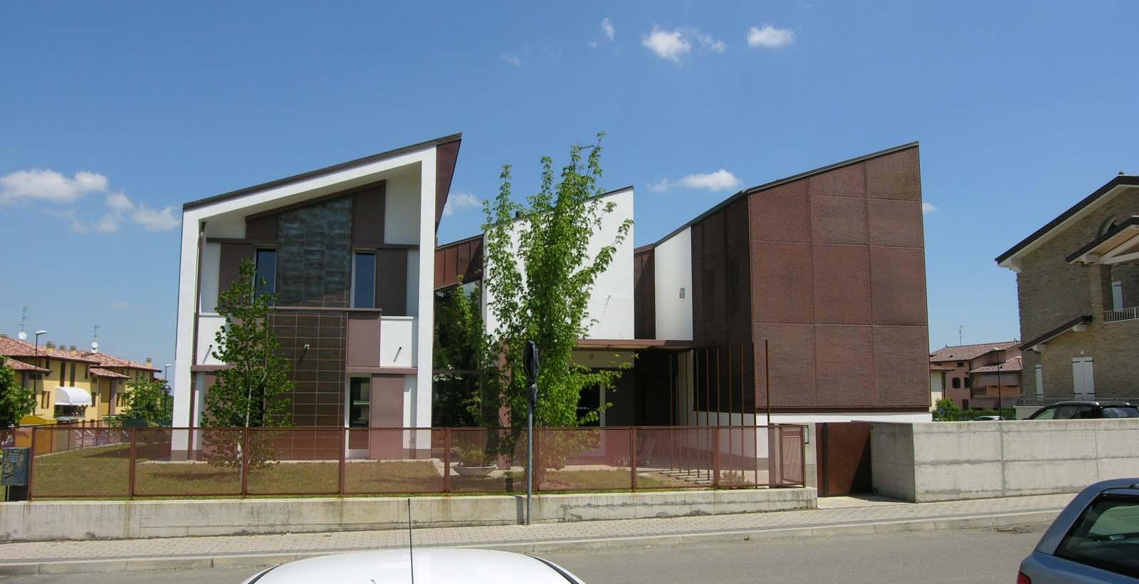 La propria casa manifesto della personale concezione dell for Costo della costruzione dell edificio