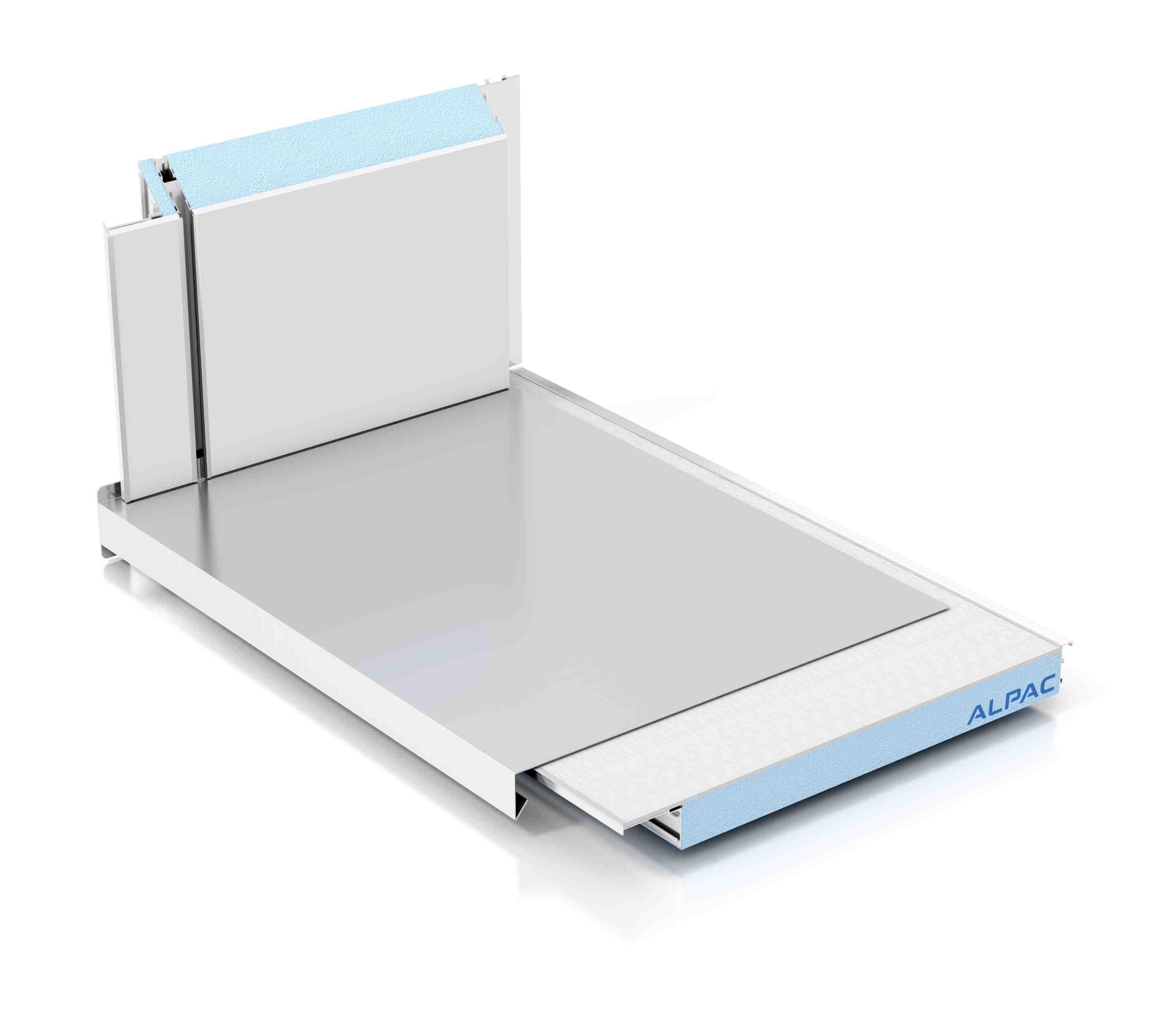 Nuovi sottobancali isolati a doppio taglio termico per - Aeratore termico per finestra ...