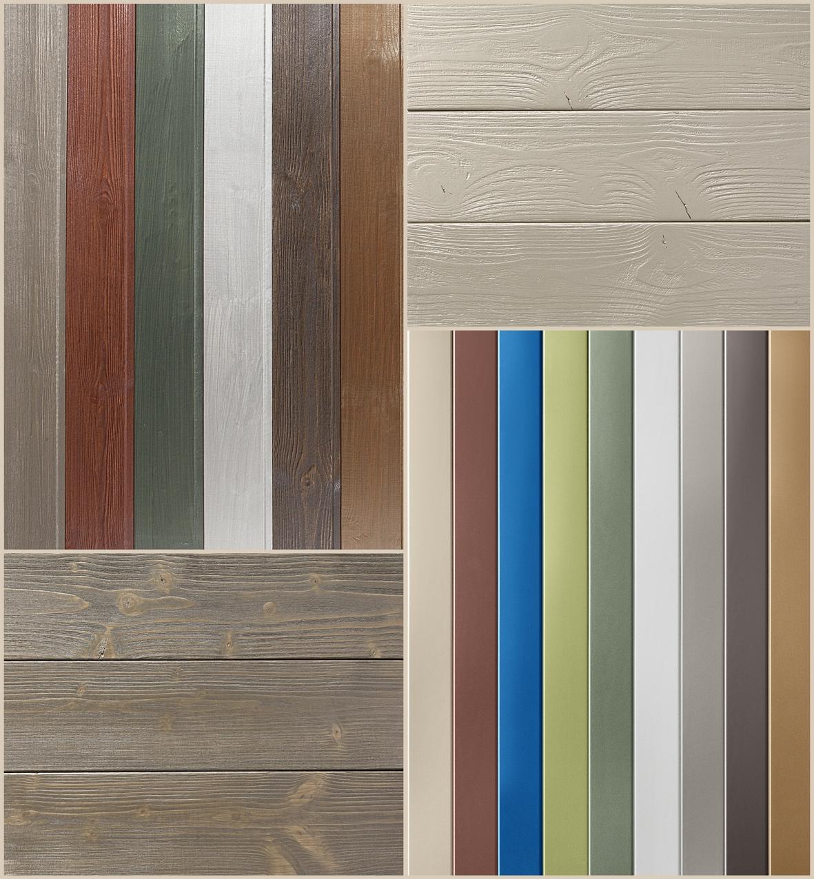 Nuove finiture metallescenti per la verniciatura di serramenti in legno - Serramenti+design