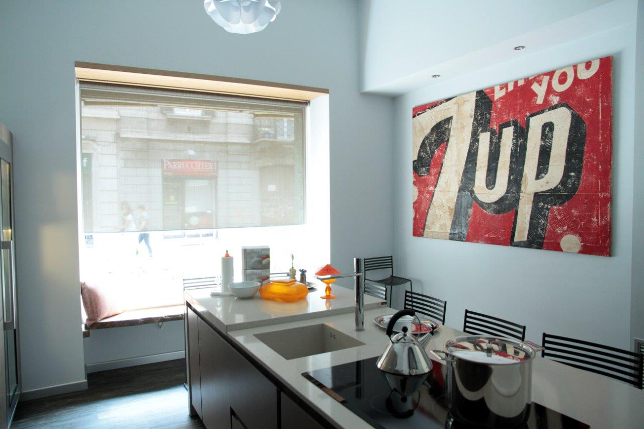 Resstende nel 1 locale affittabile progettato come la for Lusso per la casa dei sogni