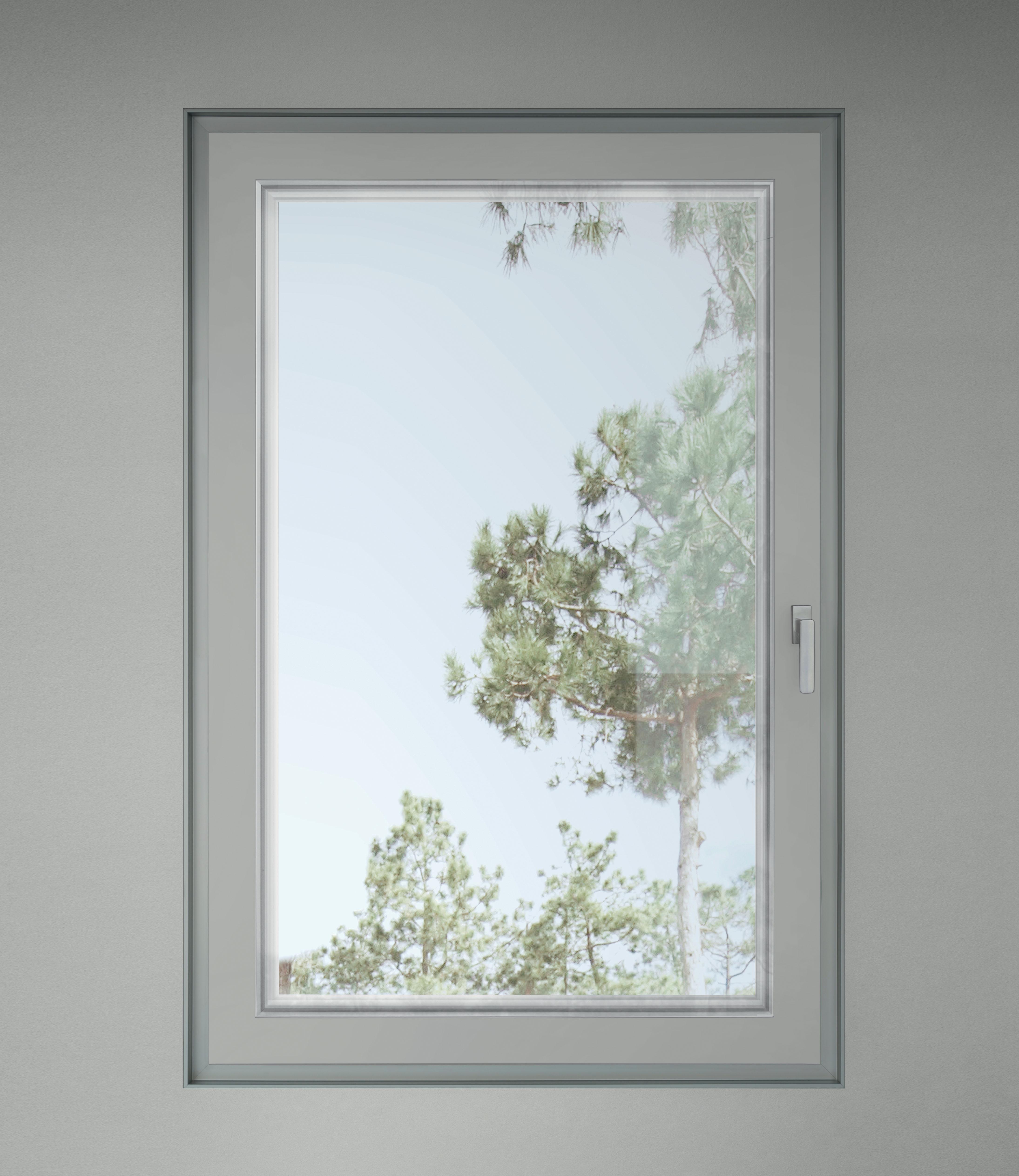 Nuova collezione di serramenti shade selezionata dall adi - Erco finestre ...
