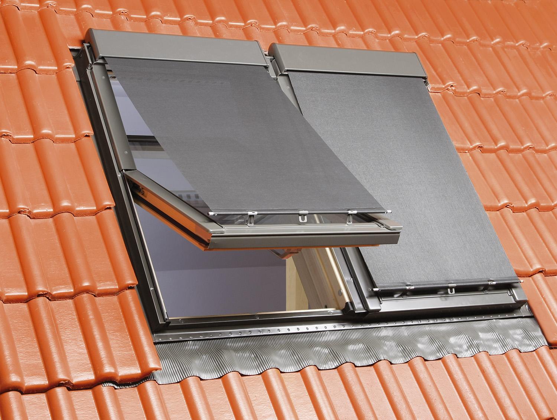 Nuova tenda parasole pi ampia e pi efficace nella - Parasole per finestre ...