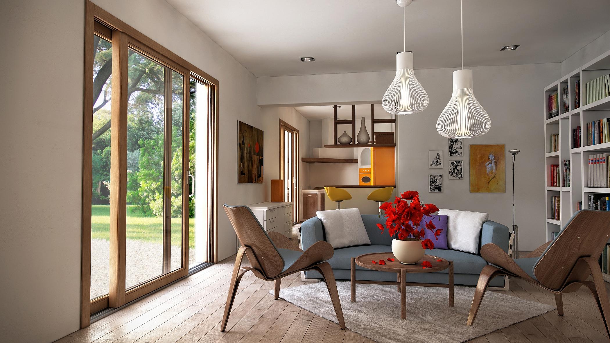 Nuovo sistema per alzanti scorrevoli alluminio legno dalle for Dimensioni finestre velux nuova costruzione