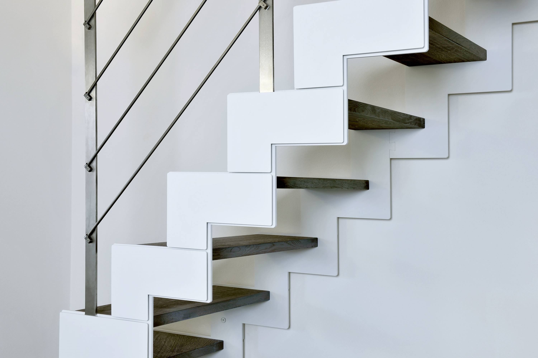 Scale in acciaio nuova collezione con appeal accattivante - Scale design per interni ...