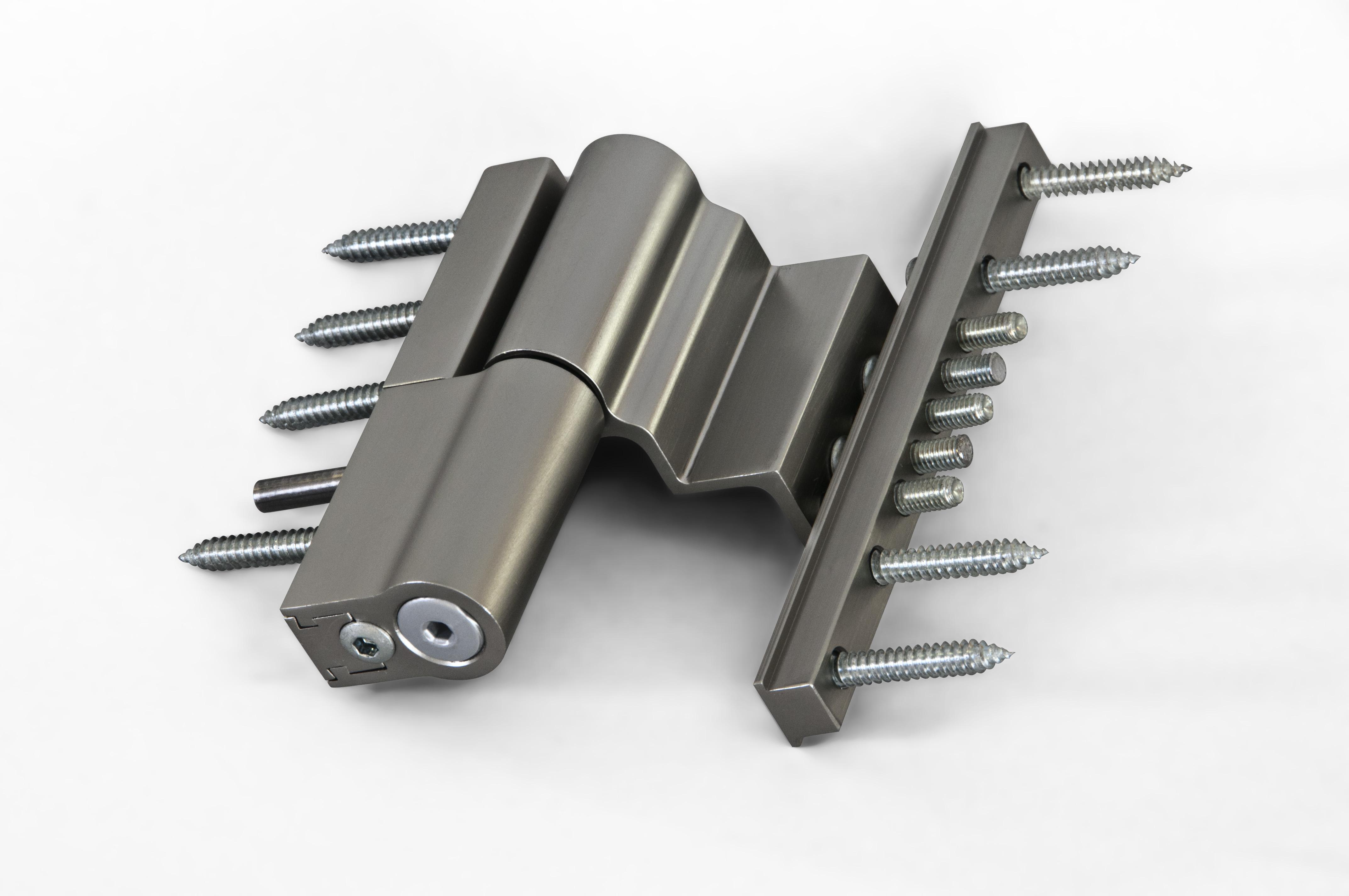 Porte in PVC e alluminio: una semisfera per bloccarne il fisiologico ...