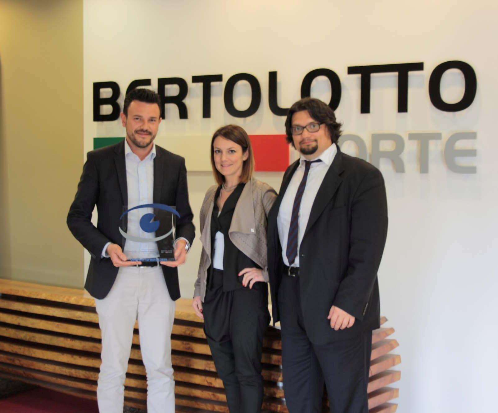 Bertolotto porte da premiato a munifico sponsor bando for Bertolotto porte