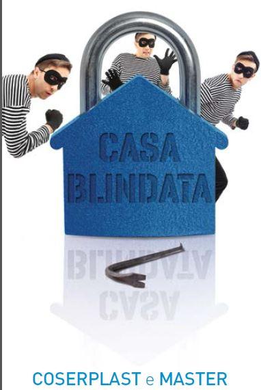 Progetto casa blindata da coserplast la prima finestra - Finestra italiana ...