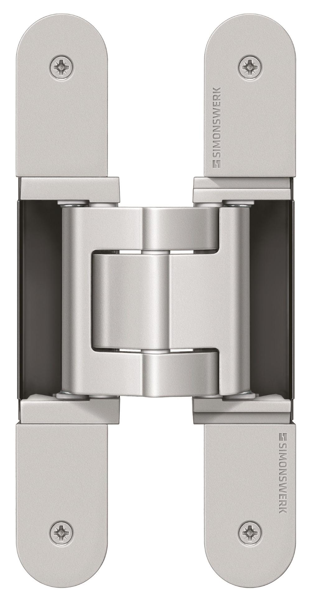Nuove cerniere a scomparsa in variante Energy (12-24 V) per porte ...