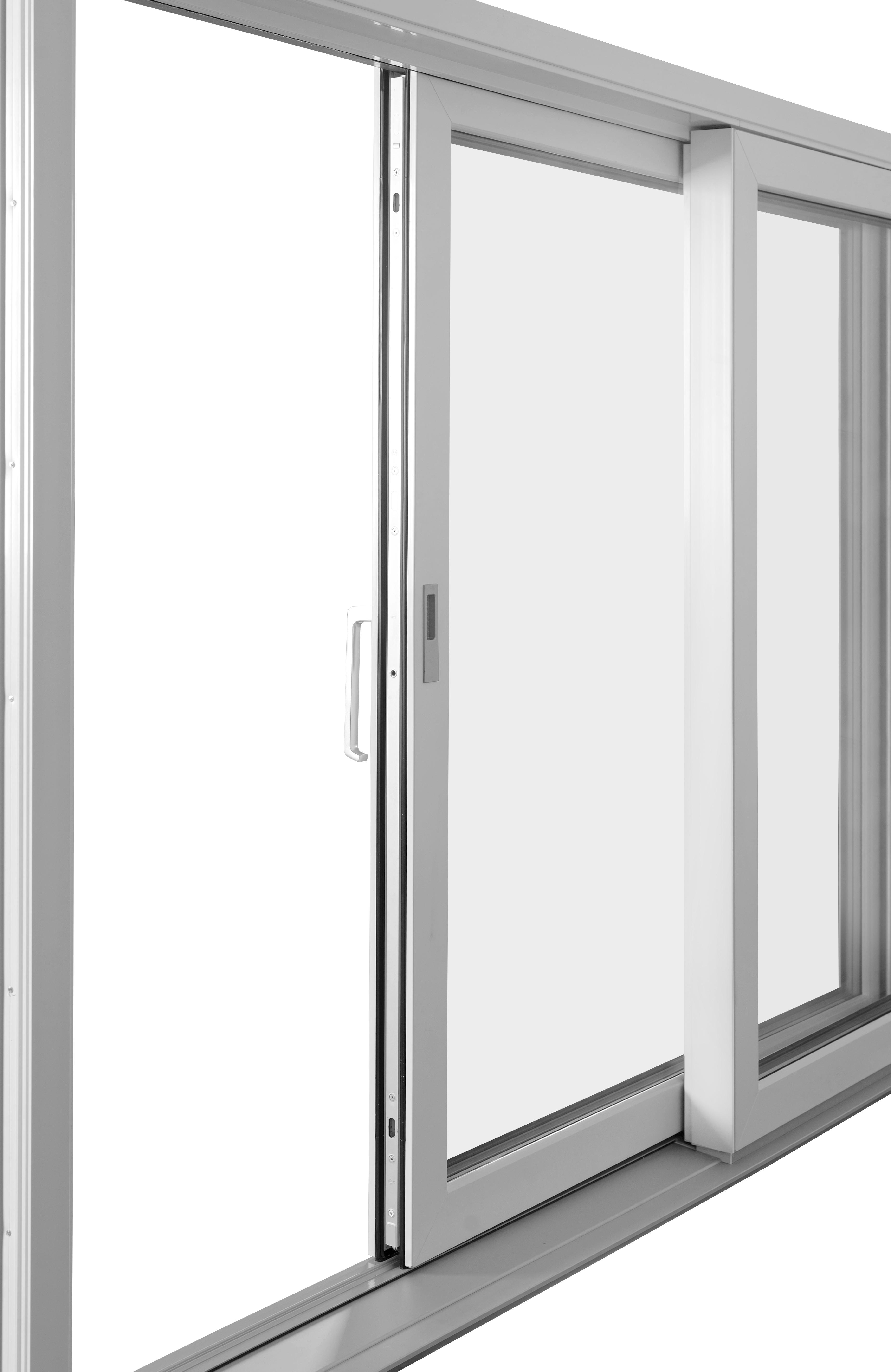 Innovativa guarnizione in velluto per il nuovo sistema - Profili alluminio per finestre ...