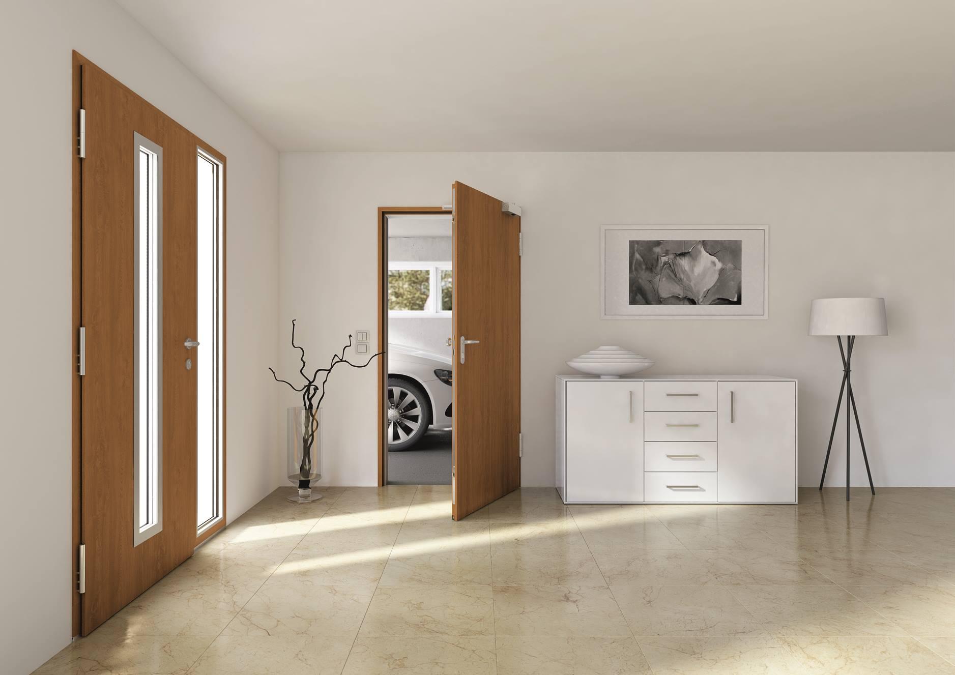 Poliedriche porte interne per arredare nuove costruzioni - Progetti e costruzioni porte ...