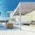 Isola2, nuova tenda a pergola che coniuga design minimale con tecnologia ed affidabilità