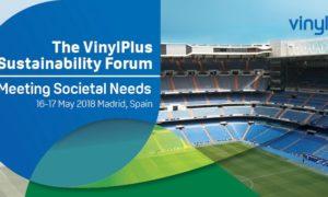 """VinylPlus Sustainability Forum 2018 all'insegna del """"Soddisfare i bisogni della società"""""""