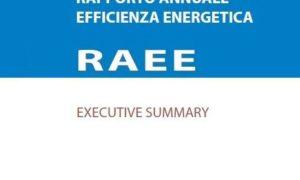 Presentazione a Roma del 7° Rapporto Annuale sull'Efficienza Energetica e Rapporto Ecobonus