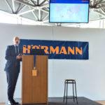 Michele Sforza, Responsabile Supervisor del mercato del Sud-Europa per il Gruppo Hörmann