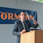 Stefano Tuccio, A.D. di Hormann Italia