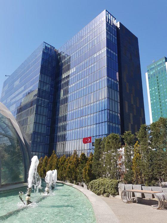 Metal Yapi crea facciate per edifici prestigiosi come Orjin-Maslak di Istanbul - Fonte Metal Yapi