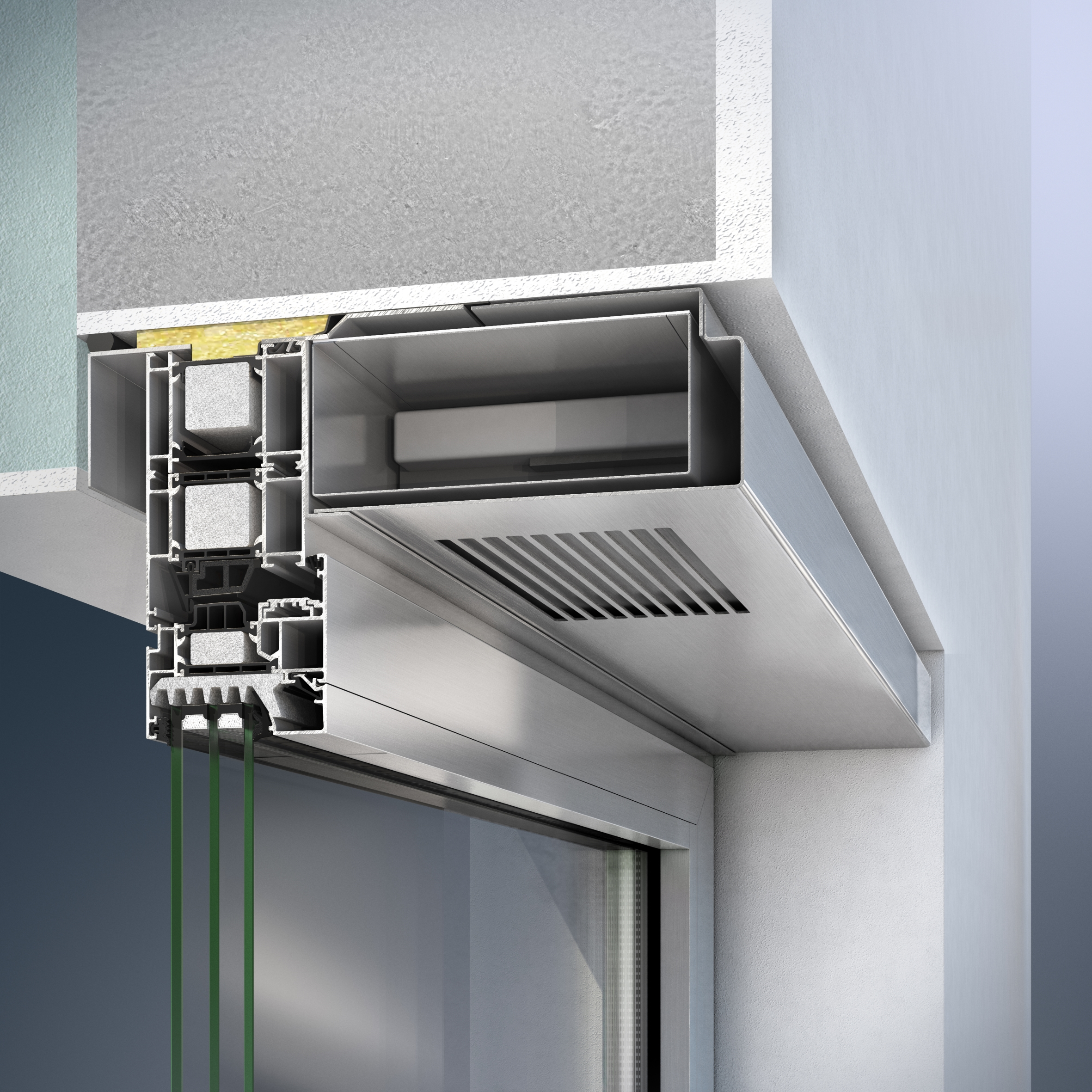 Ventilazione e automazione soluzioni intelligenti per vivere i propri ambienti serramenti design - Sistema di aerazione per casa ...