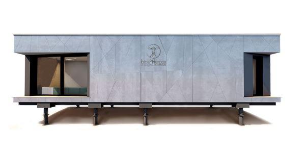 Installata a milano biosphera 2 0 la casa dell 39 energy revolution made in italy serramenti design - Casa dell ottone milano ...