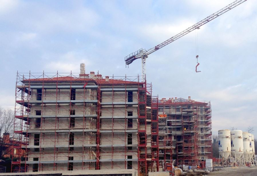 Imprese costruzioni: in forte diminuzione il numero di ...