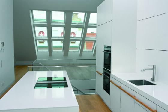 Design contemporaneo per nuova finestra ftu v a bilico con for Finestra usata per ventilazione