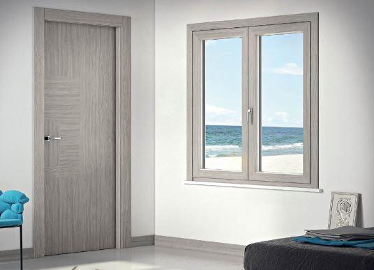 Collezione di porte e finestre PAIL 4d