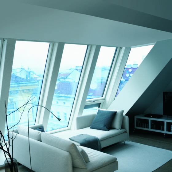 Finestra da tetto fakro fdy v u u3 luminosit senza for Finestra nel tetto
