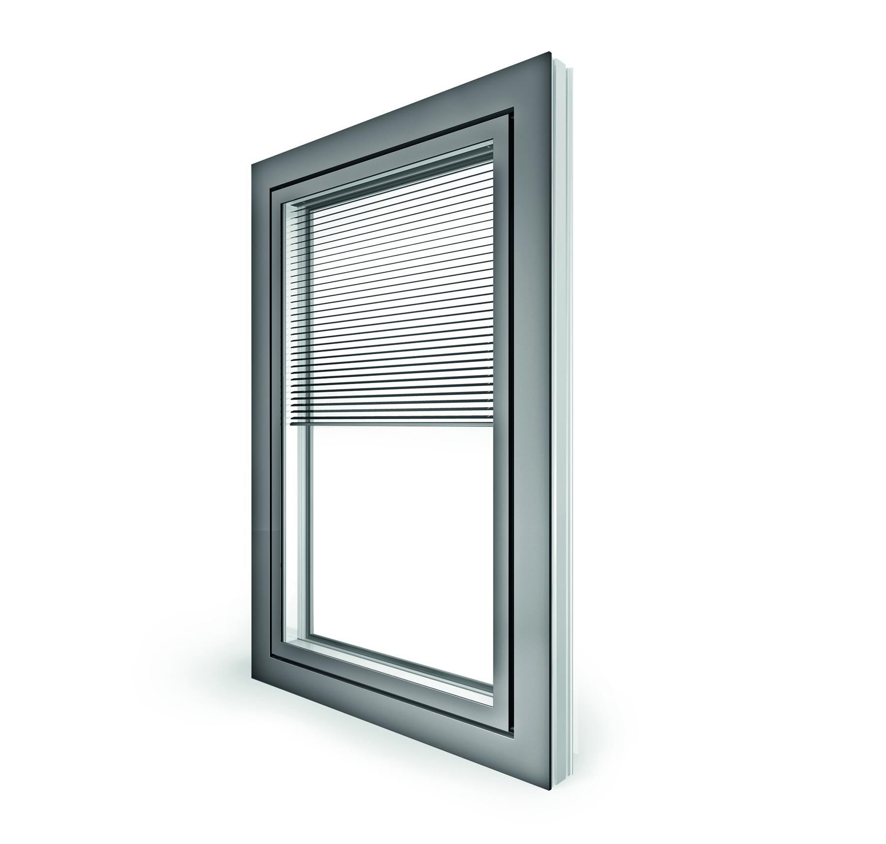 Nuova doppia finestra in pvc alluminio kv350 i nuovi orizzonti della privacy di internorm - Aprire una nuova finestra ...