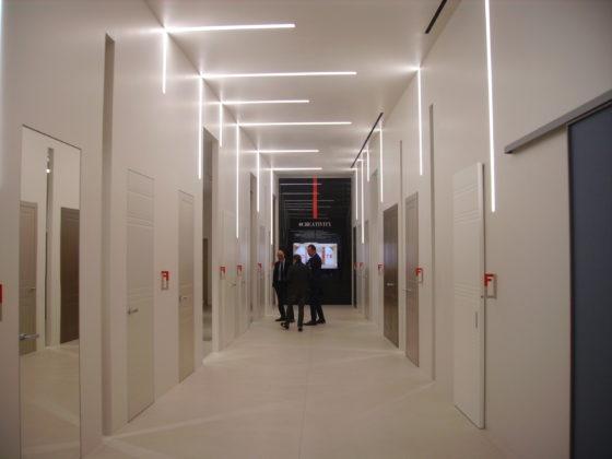FerreroLegno nuovo show room