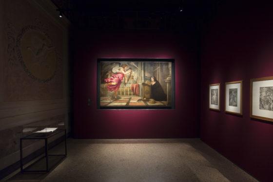Protette dal vetro Pilkington OptiView™ Protect OW, fino al 6 gennaio in mostra le due Annunciazioni di Tiziano