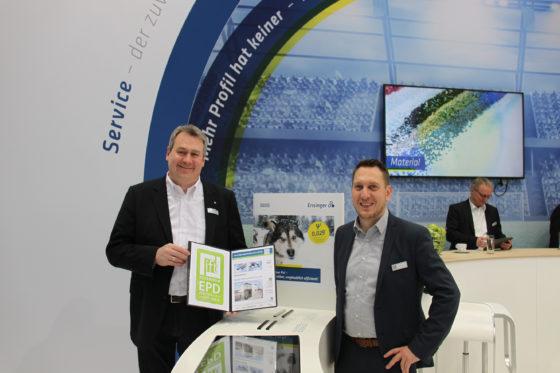 Rolf Friedrich Buhl, alla guida delle vendite internazionali del distanziatore Thermix
