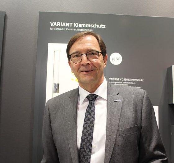 Michael Meier, A.D. del Gruppo Simonswerk