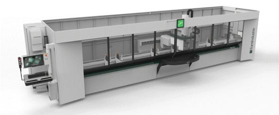 Immagine del nuovo CNC FMC 470