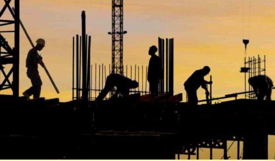 Saie bari comunica crescita occupati nelle costruzioni