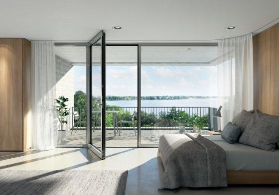 Universal Design. Da Schüco nuova generazione di finestre in alluminio inclusive
