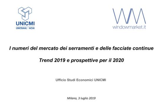 Rapporto Unicmi