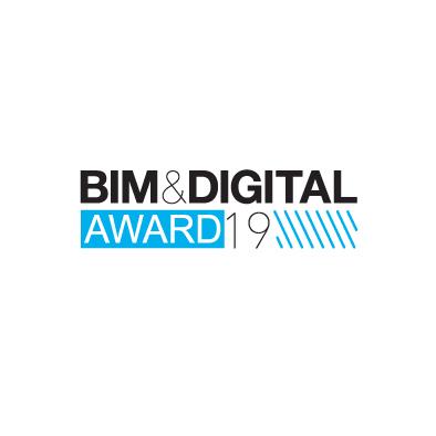 Logo BIM&Digital Award 2019