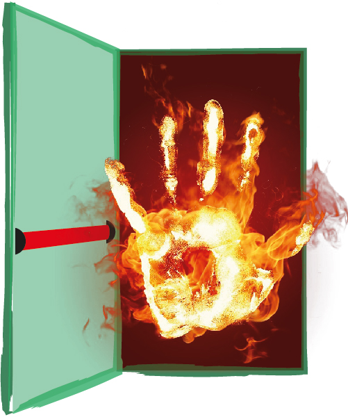 Prevenzione incendi. Roverplastik al Safety Expo 2019