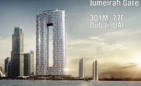 nuova fornitura Manital a Dubai
