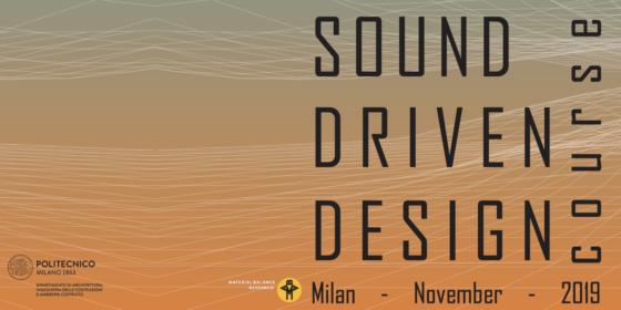 Master Sound Driven Design