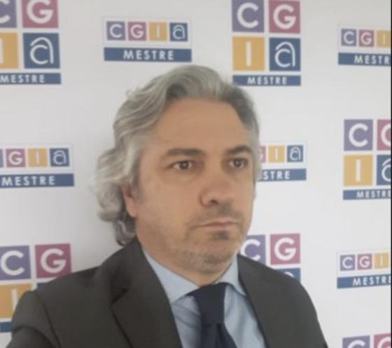 Paolo Zabeo coordinatore dell'Ufficio studi CGIA