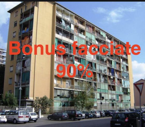 Bonus facciate 90%