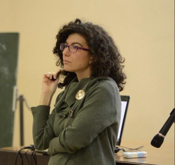 Daniela Petrone, coordinatrice del Forum Involucro Edilizio