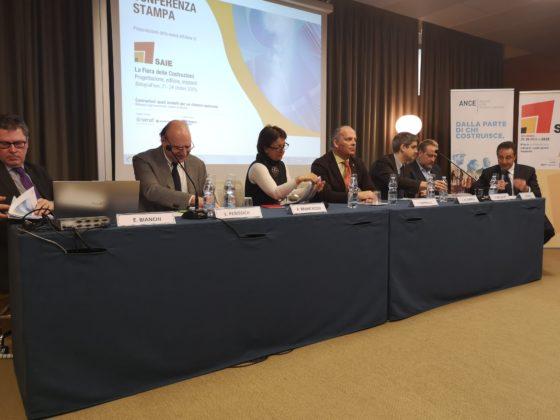 presentazione a Milano di SAIE 2020