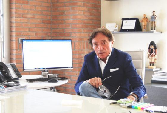 Amorino Barbieri, presidente e fondatore di BAT Group