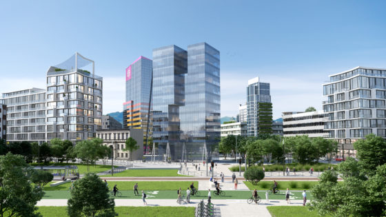 SunEwat: la gamma di soluzioni in vetro che ridisegna il futuro delle facciate