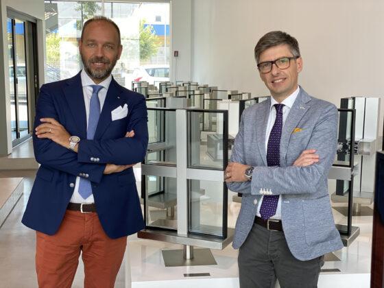 Davide Roveda(nell'immagine a sx)e Leonardo Fatticcioni