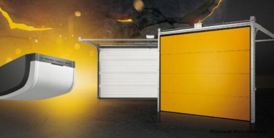 Metro SMART io, nuovo motore per portoni da garage