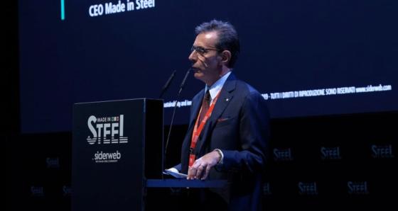 Morandi, AD di Made in Steel