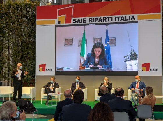 SAIE – Riparti Italia. Al convegno inaugurale anticipati i dati dell'Osservatorio